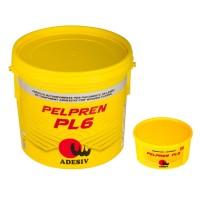 Клей для паркета двухкомпонентный PELPREN PL6 (10кг)