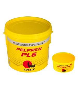 Клей для паркета двухкомпонентный PELPREN PL6 (10кг), фото, паркет, массив, купить Киев, купить Харьков, Berest-Parquet