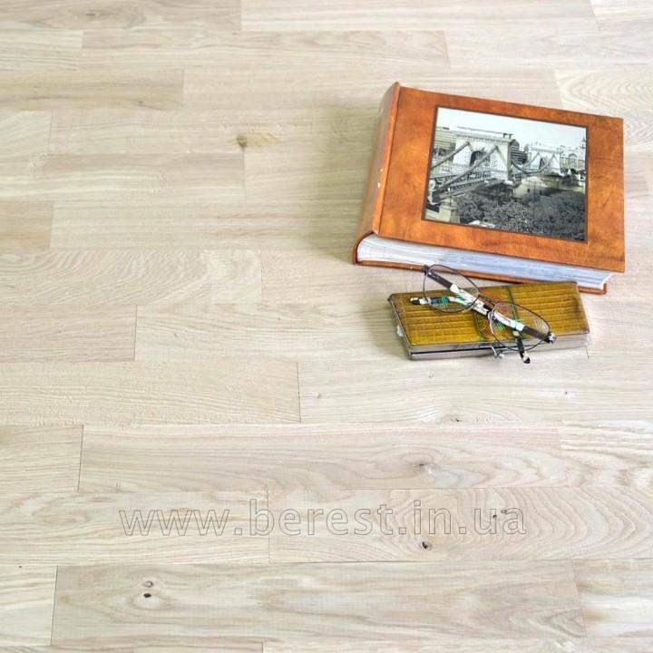 Паркет Дуб Гестр без покриття, фото, паркет, масив, купити Київ, купити Харків, Berest-Parquet